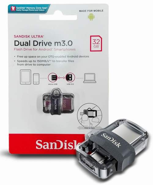 USB Flash drive 32GB Sandisk Ultra Flair USB 3.0