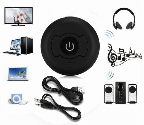Wireless Audio Bluetooth Transmitter Music Stereo Adapter for TV for TV Bluetooth 4.0
