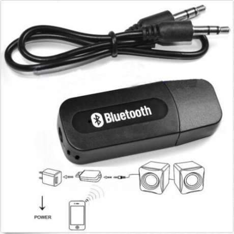 Bluetooth Music Receiver адаптер на 3.5mm AUX jack кабель H-163